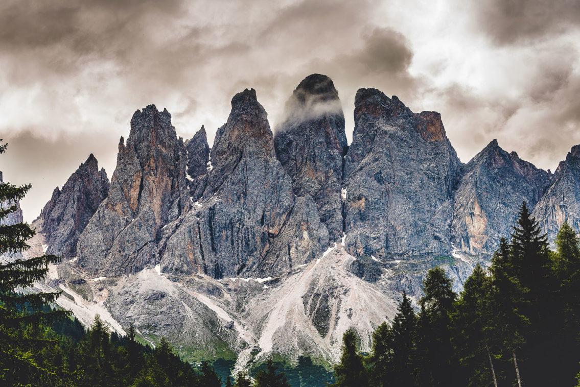Dolomites Val di Funes Italy landscape