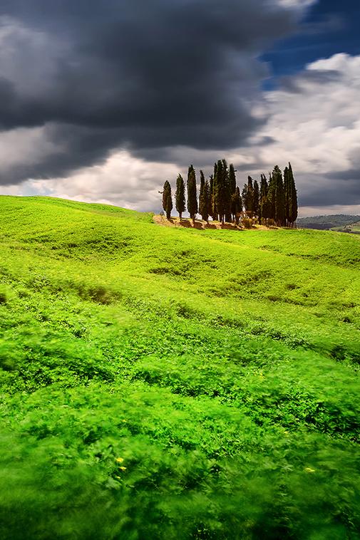 Tuscany dream Italy landscape