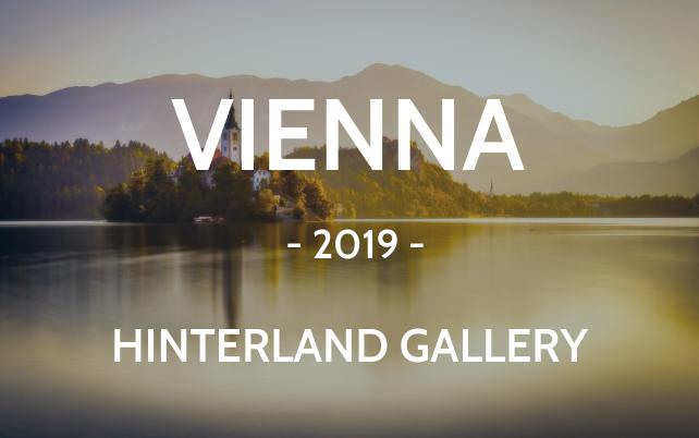 Vienna 2019 Hinterland gallery bled landscape